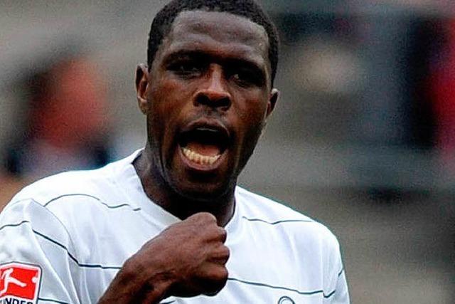 Video: Dutt über den Verbleib von Idrissou beim SC Freiburg