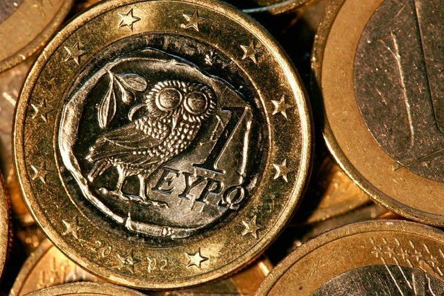 Griechenland: Banken beteiligt sich mit acht Milliarden Euro