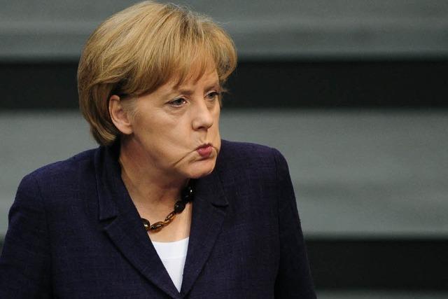 Bundestag billigt Athen-Hilfen – SPD enthält sich