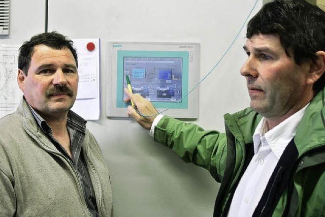 Biogas wird jetzt veredelt