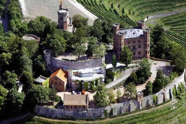 Ortenberg: 30 Millionen für eine Ruine