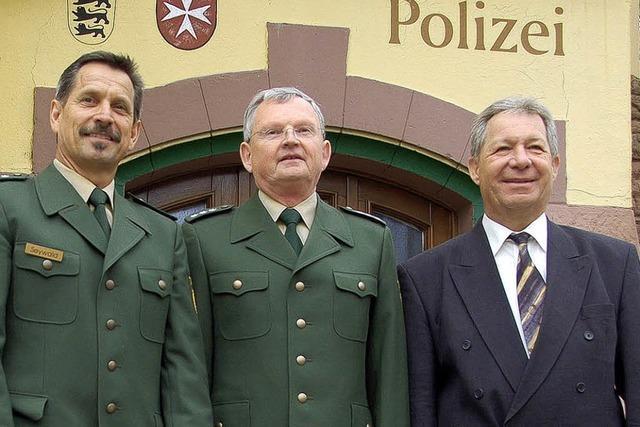 Die Nahtstelle zwischen Polizei und Bürger