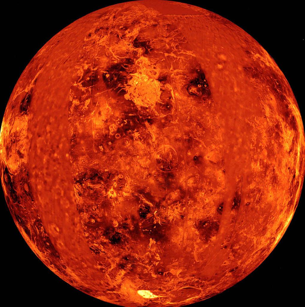 Planet Merkur Steckbrief