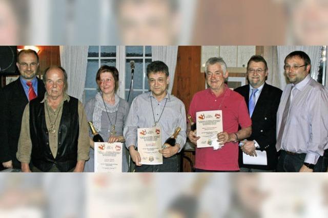 Verbandsorden für verdiente Mitglieder