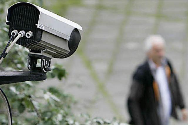 Polizei nutzt Hüninger Video-Kameras