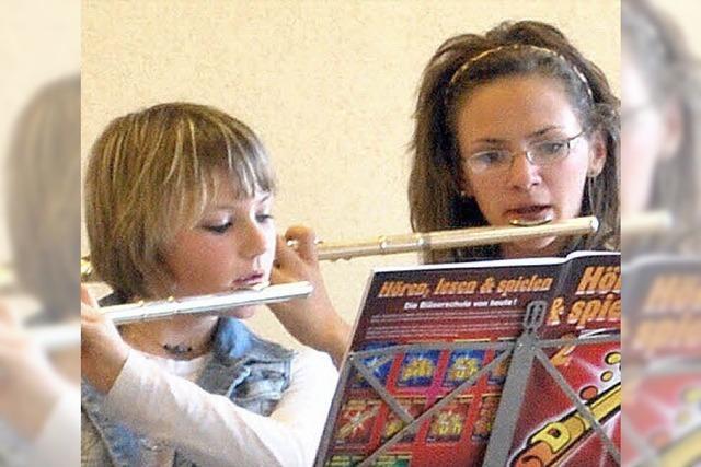 Gute Übung für Kinder, wichtig für die Eltern