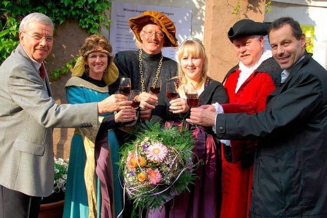 Bischoffingen feiert seinen 1000. Geburtstag