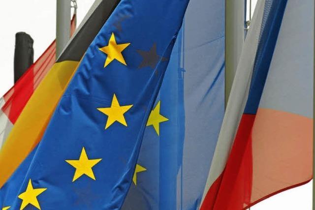 Die europäische Idee lebt in Breisach