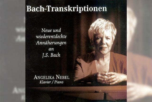 CD: KLASSIK: Bach bleibt hier Bach