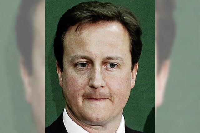 Großbritannien nach Wahlpatt in der Schwebe