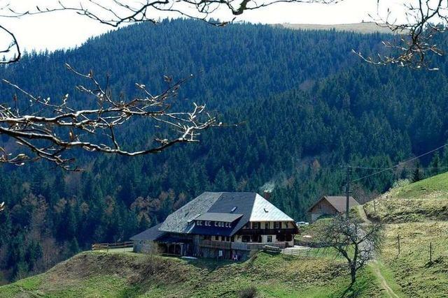 Einkehr in die Höfener Hütte auf 1000 Metern