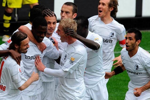 SC Freiburg gewinnt 3:1 – und verliert Idrissou