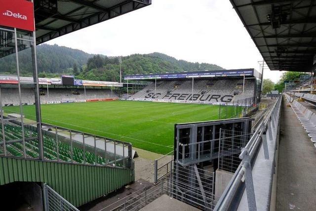 Neues SC-Stadion: OB und Räte sind skeptisch