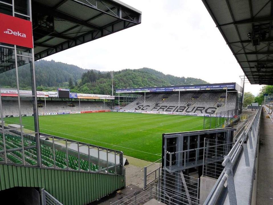 Das Stadion des SC Freiburg.  | Foto: Ingo Schneider