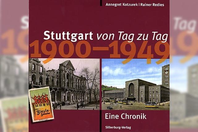 Eine Stadt in der Geschichte