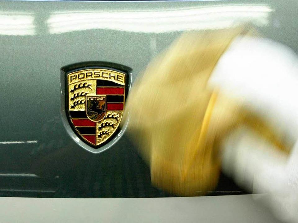 Porsche baut nicht nur Autos.  | Foto: ddp