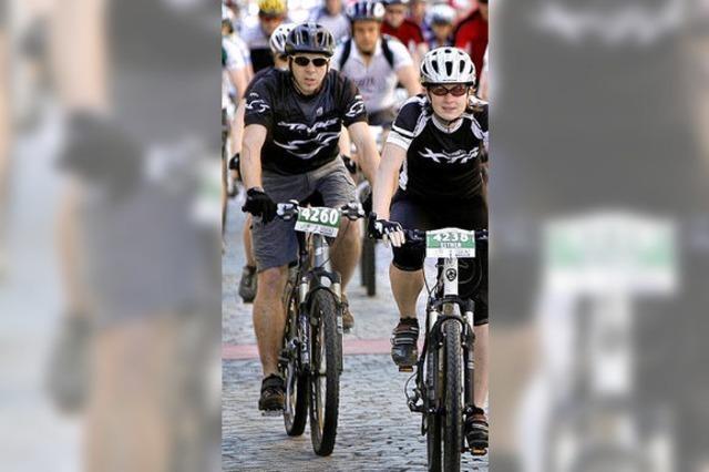 Offenburg wird wieder zum Mountainbike-Mekka