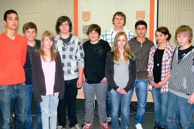 Jugendliche in Neuried haben den Jugendgemeinderat gewählt