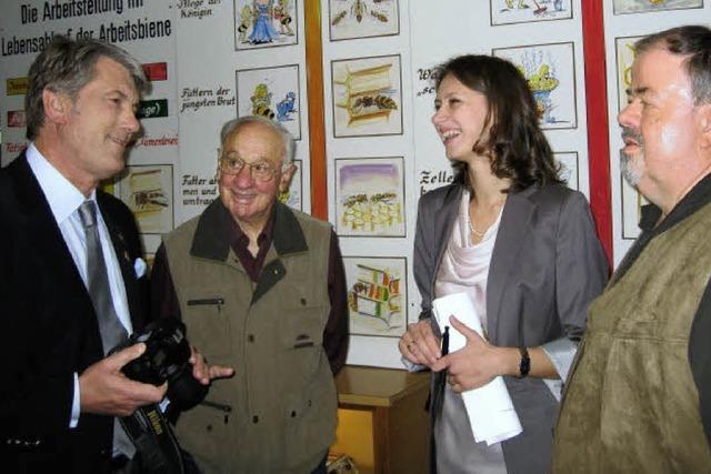 Bienenkundemuseum: Honig für Wiktor Juschtschenko