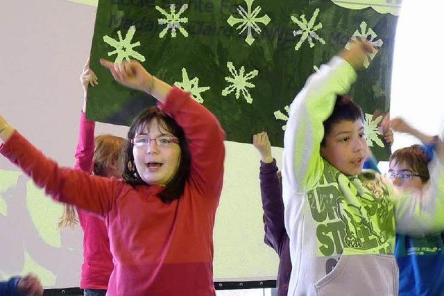 600 Kinder beim Sprachenfest in Selestat