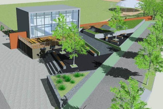 Tutti-Kiesi-Gelände: Pläne für Jugendhaus vorgestellt