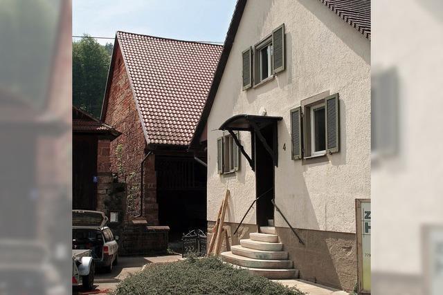 Kiefel-Haus in marodem Zustand