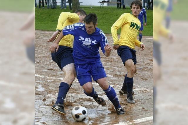 FC RW Weilheim gewinnt Bezirkspokal