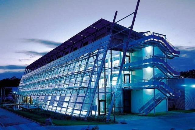 Freiburger Solar-Fabrik startet mit Gewinn ins Jahr