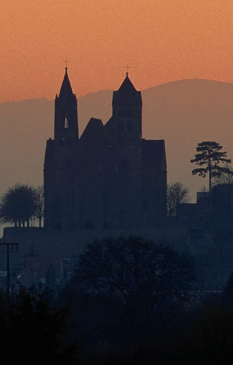 Das Münster in Breisach     Foto: Martin Schulte-Kellinghaus