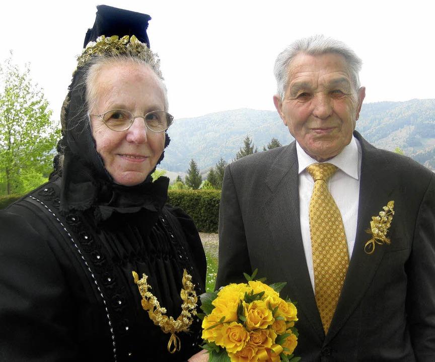 Maria und Josef Hättich   | Foto: privat