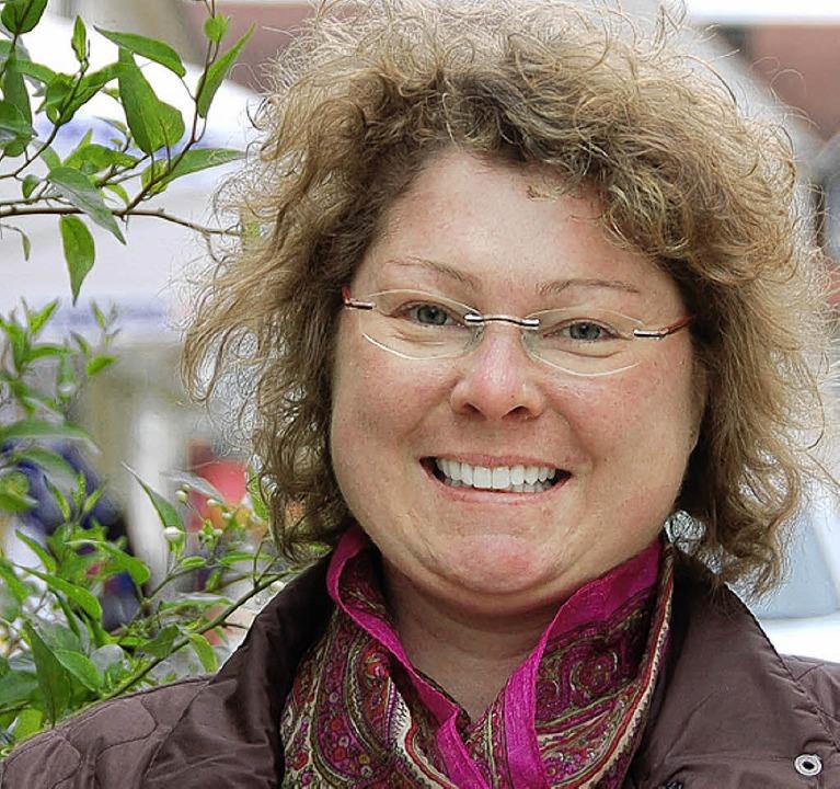Karin Schindler     Foto: Jennifer Ruh