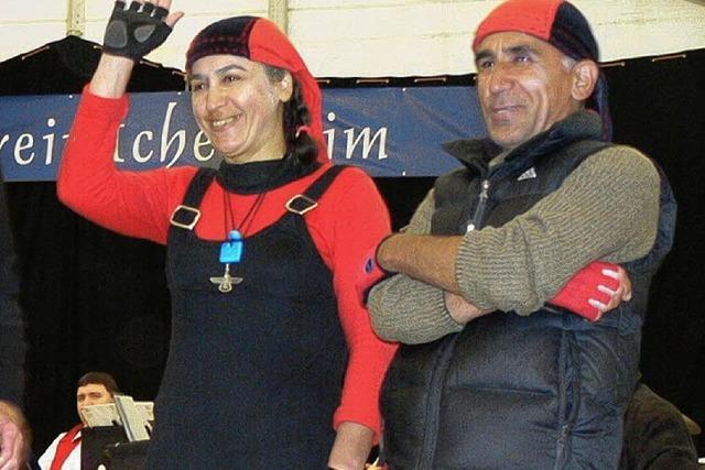 Zwei Iraner in Ichenheim