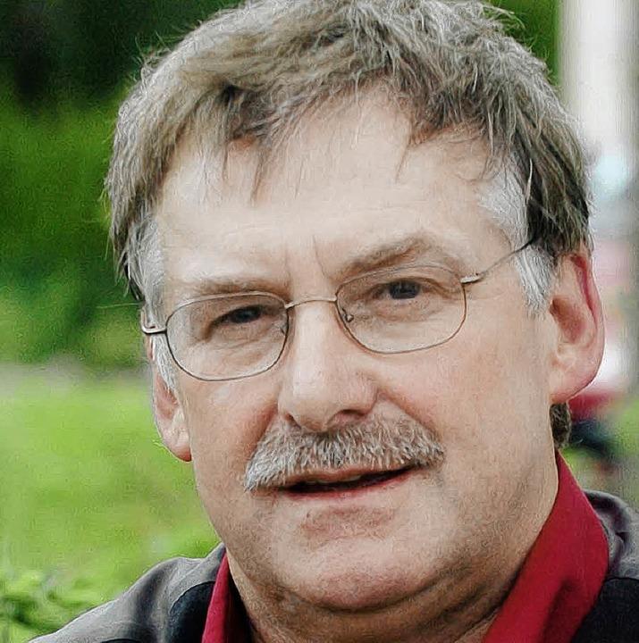 Kurt Kern     Foto: Wolfgang Künstle