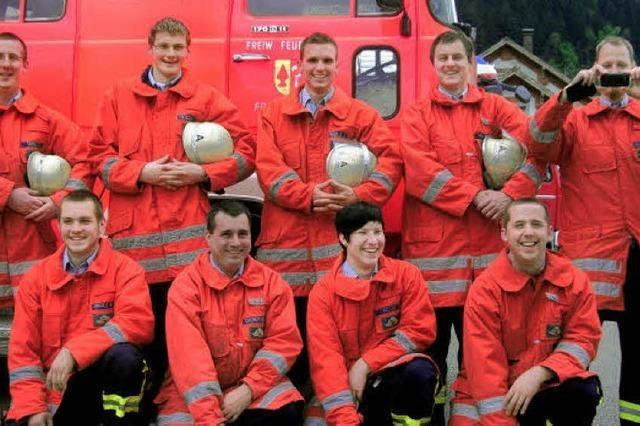 Einmal Gold und zweimal Bronze für die Feuerwehr