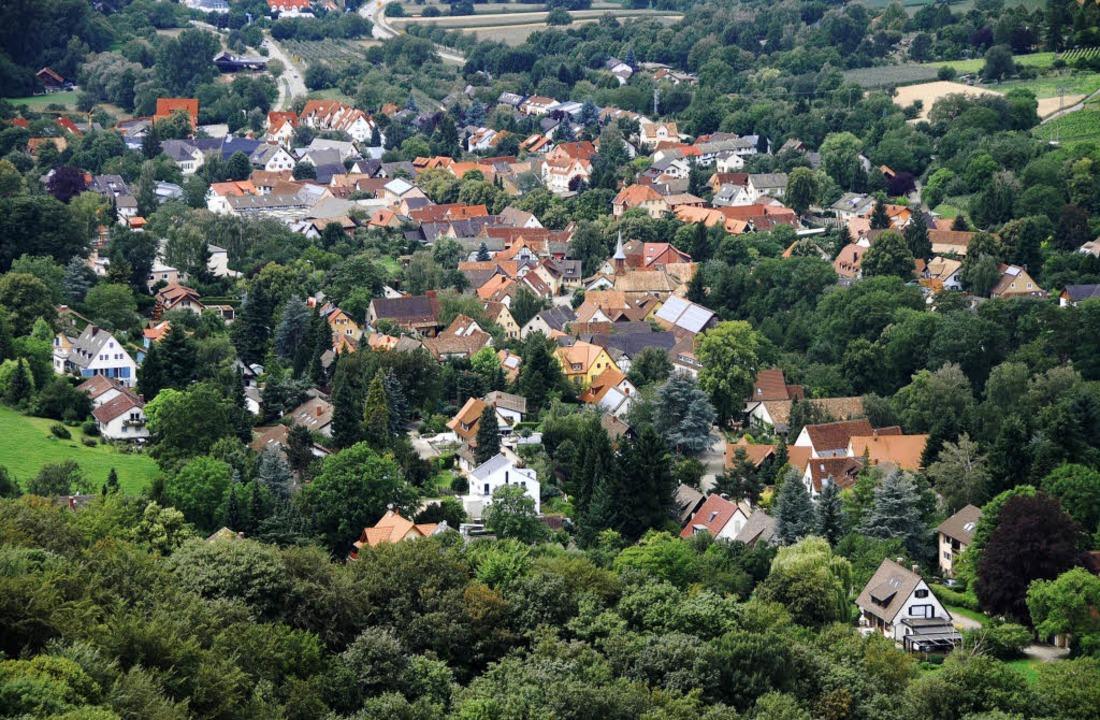 Im idyllisch gelegenen Niederweiler mag man Mü 1 nicht.   | Foto: Umiger