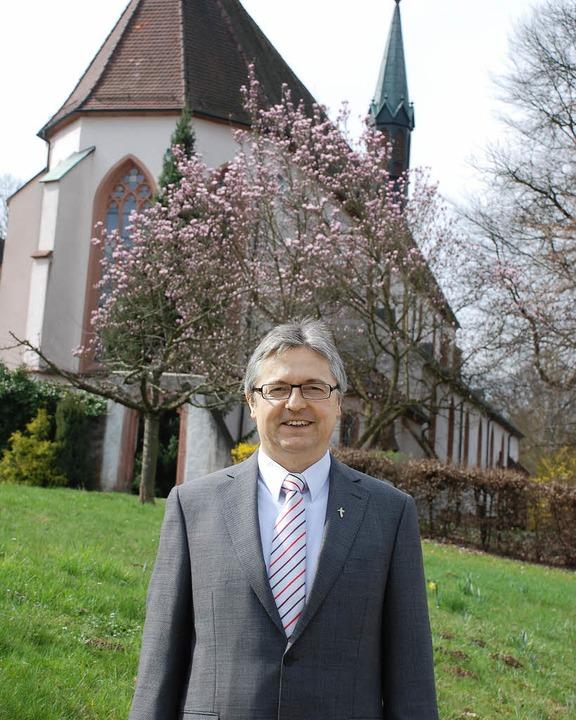Georg Schmitt     Foto: Gertrude Siefke