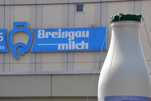 Freiburger Breisgaumilch rechnet mit steigenden Milchpreisen