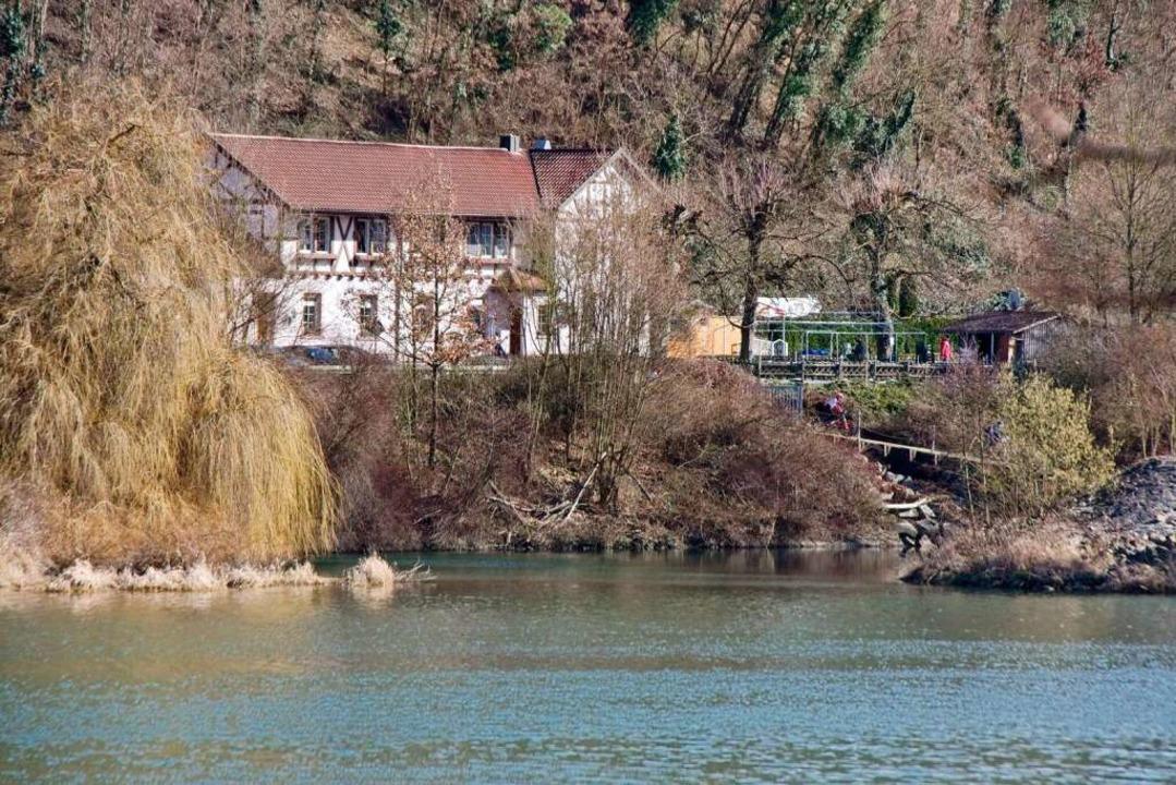 Gasthaus Zur Limburg in Sasbach    Foto: Martin Wendel