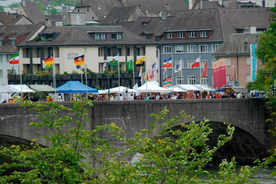 Impressionen vom Festival der Kulturen in Rheinfelden / Schweiz. (Foto: Jannik Schall)