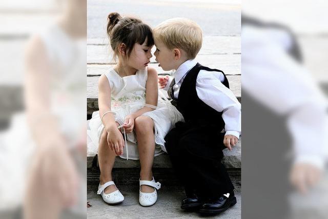 Wenn Kinder sich verlieben