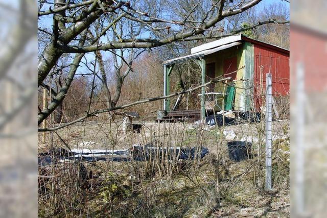 Die kleineren Hütten im Visier