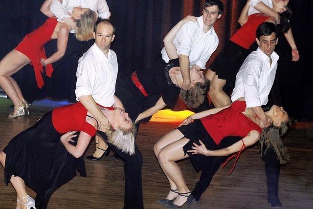 Seelbach tanzt schwungvoll