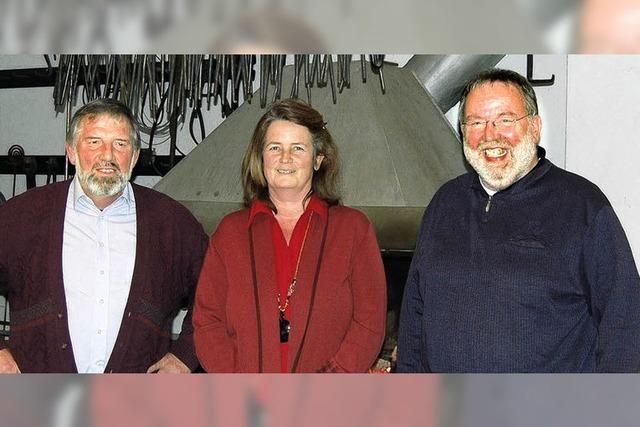 Schmiede Nollingen: Ein Museum wird lebendig