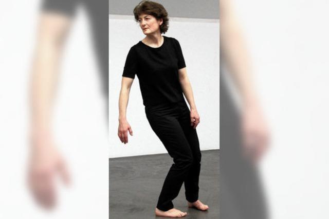 Ein Tanz im Dialog mit Raum und Zuschauern