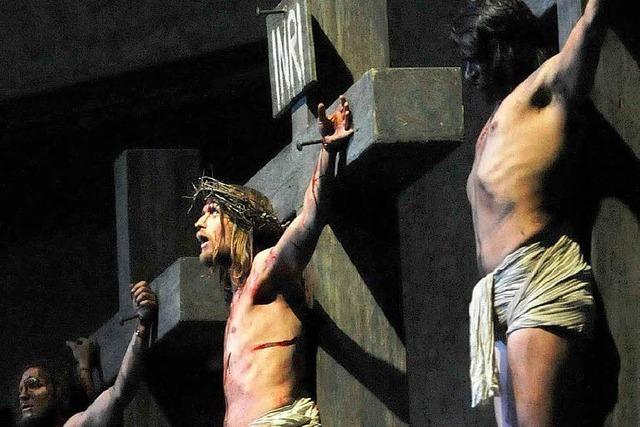 Oberammergau: Der gekreuzigte Reformator