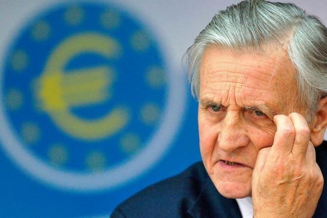 EZB-Chef Trichet :