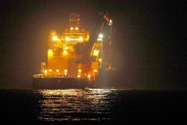 Ölkatastrophe: Erneut Rettungsversuch gescheitert