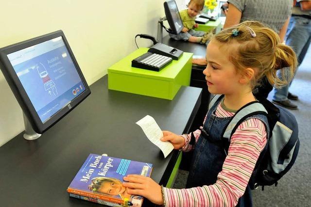 Defekter Server legt die Stadtbibliothek lahm