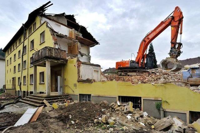 Aufatmen in Freiburg: Wiehre-Abriss ist ein Scherz