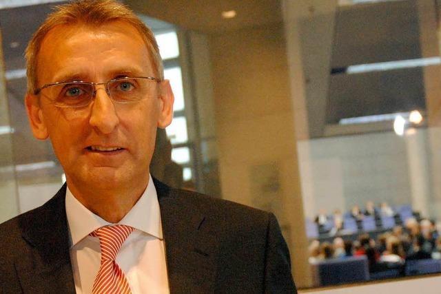 Armin Schuster: Mr. Rheintalbahn statt Hinterbänkler